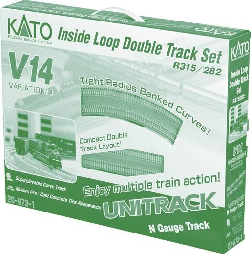 N Kato Unitrack 7078644 Ergänzungs-Set