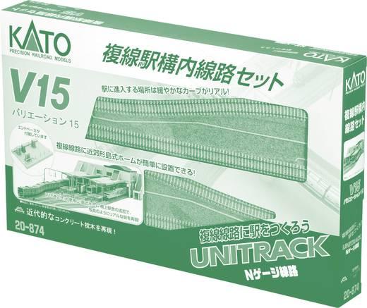 N Kato Unitrack 7078645 Ergänzungs-Set