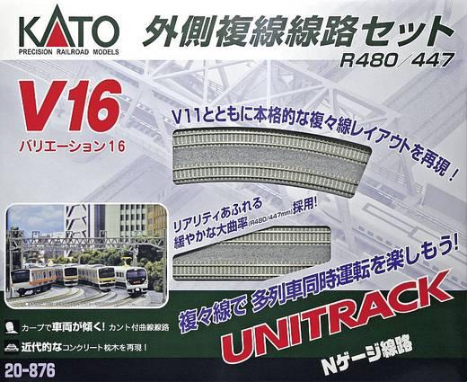 N Kato Unitrack 7078646 Ergänzungs-Set