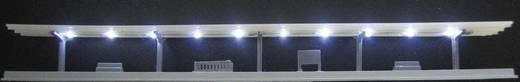 Bahnsteigbeleuchtung 218 mm, 10 LEDs gelb