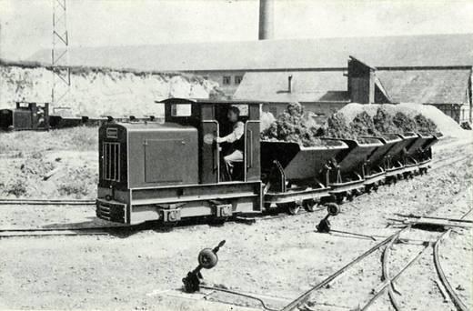 Busch 12000 H0f Start-Set Feldbahn