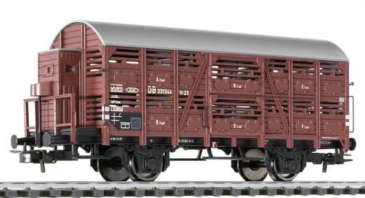 Liliput L235106 H0 Verschlagwagen mit Bremserhaus der DB Mit Bremserhaus