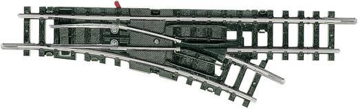 N Minitrix Gleis T14953 Weiche, rechts 24 ° 194.6 mm