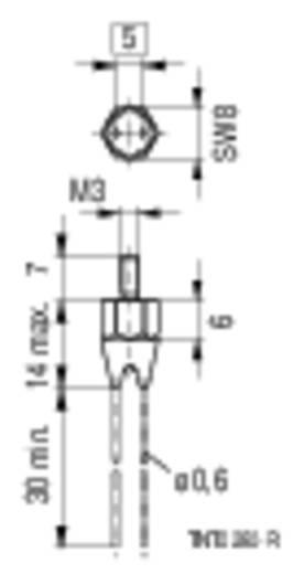 Heißleiter K 45 Epcos B57045K102K 1 St.