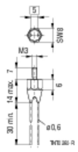 Heißleiter K 45 Epcos B57045K472K 1 St.