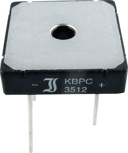 Brückengleichrichter Diotec KBPC10/15/2502WP KBPC 200 V 25 A Einphasig