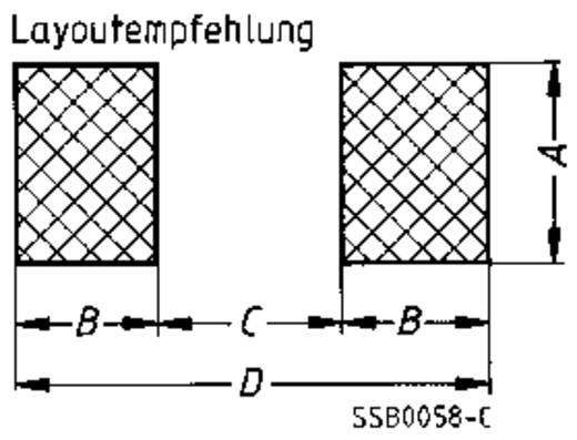 Epcos B82432A1104K HF-Drossel SMD 1812 100 µH 0.6 A 1 St.