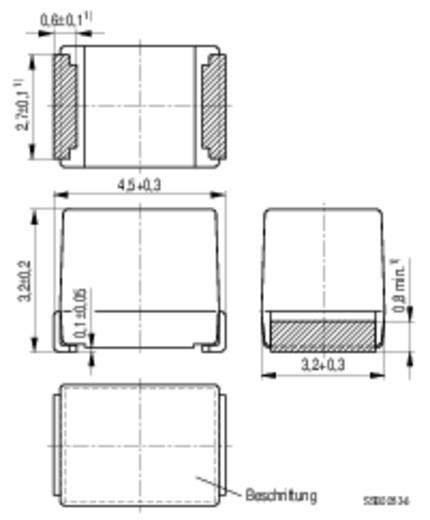 HF-Drossel SMD 1812 150 µH 0.6 A Epcos B82432A1154K 1 St.