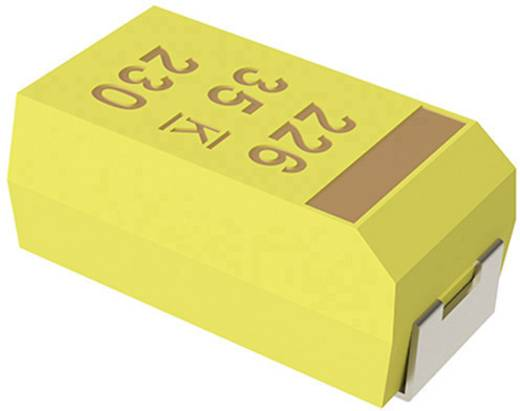 Tantal-Kondensator 10 µF 20 V/DC 10 % (L x B x H) 6 x 3.2 x 2.5 mm Kemet T491C106K020ZT 1 St.