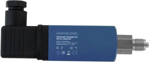 Drucksensor 1 St. B+B Thermo-Technik DRTR-AL-20MA-R16B 0 bar bis 16 bar (L x B x H) 120 x 30 x 30 mm