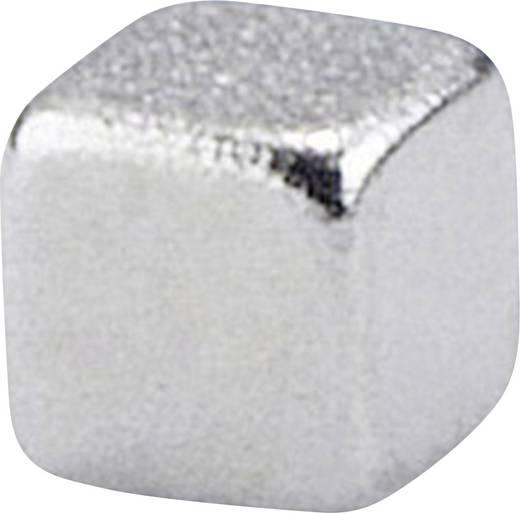Permanent-Magnet Würfel N40 1.28 T Grenztemperatur (max.): 80 °C