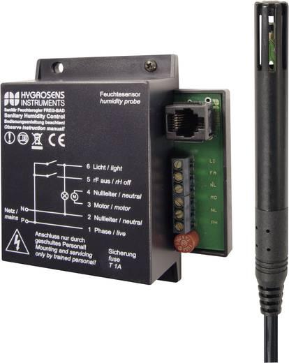 B+B Thermo-Technik Feuchteregler 1 St. FREG-BAD Kabellänge: 3 m Messbereich: 0 - 100 % rF