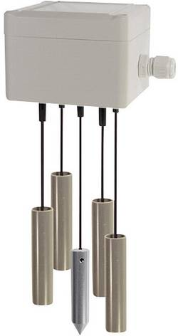 Pětinásobné kmitavé elektrody pro regulaci úrovně B+B Thermo-Technik Pětinásobná výkyvná elektroda 200 cm