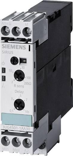 Überwachungsrelais 24, 24 - 240, 240 V/DC, V/AC 1 Wechsler 1 St. Siemens 3UG4501-1AW30 Füllstandsüberwachung