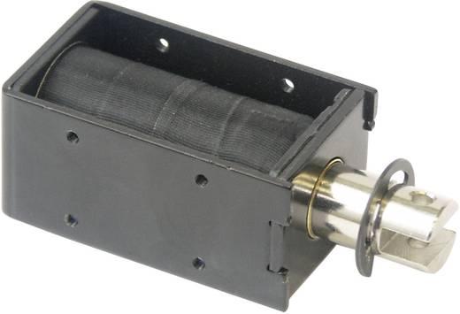 Hubmagnet ziehend 2 N/mm 56 N/mm 12 V/DC 8 W Intertec ITS-LS3830B-Z-12VDC