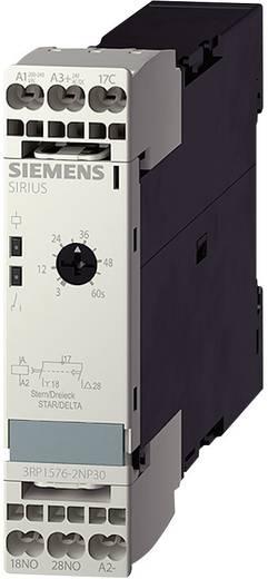 Siemens 3RP1574-1NP30 Zeitrelais Multifunktional 1 St. Zeitbereich: 1 - 20 s 2 Schließer