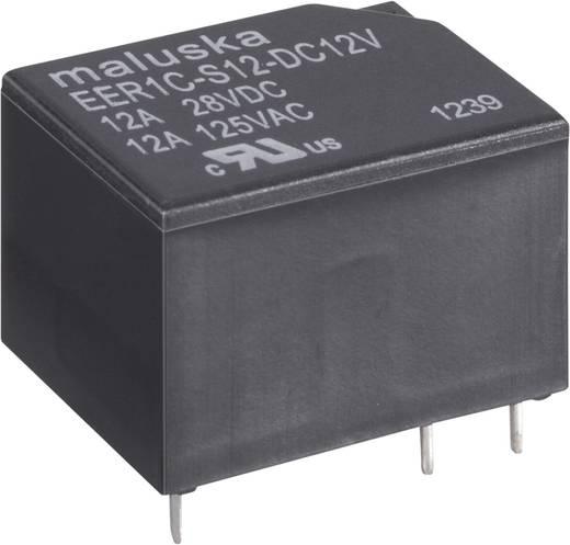 Printrelais 24 V/DC 12 A 1 Wechsler EER1C-S-12-DC2UV 1 St.