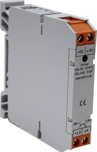 Halbleiterrelais 1 St. Appoldt POK 5/7,5 Last-Strom (max.): 7.5 A Schaltspannung (max.): 30 V/DC