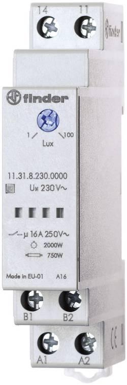 Image of Dämmerungsschalter 1 St. Finder 11.31.8.230.0000 Betriebsspannung:230 V/AC Empfindlichkeit Licht: 1 - 100 lx 1