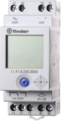 Image of Dämmerungsschalter 1 St. Finder 11.91.8.230.0000 Betriebsspannung:230 V/AC Empfindlichkeit Licht: 2 - 150 lx