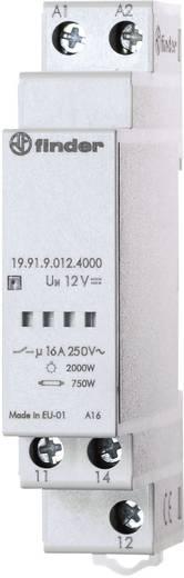 Ausgangsmodul für Dämmerungsschalter 1 St. Finder 19.91.9.012.4000 Betriebsspannung:12 V/DC 1 Wechsler