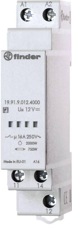 Image of Ausgangsmodul für Dämmerungsschalter 1 St. Finder 19.91.9.012.4000 Betriebsspannung:12 V/DC 1 Wechsler