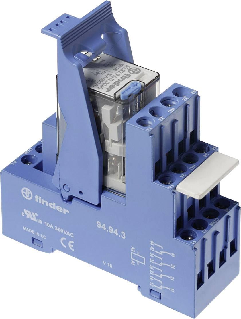 Finder Industrie Koppel Relais 230V AC 4 Wechsler 7A 58.34.8.230.0060