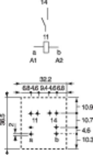 Steckrelais 12 V/DC 20 A 1 Schließer Finder 65.31.9.012.0300 1 St.