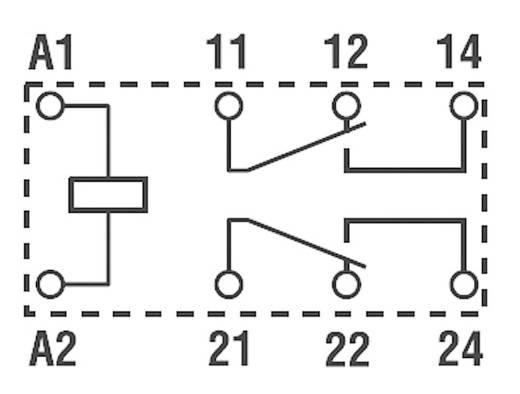 Printrelais 5 V/DC 1.25 A 2 Wechsler Finder 30.22.7.005.0000 1 St.