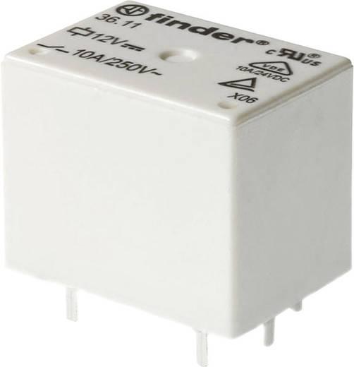 Printrelais 12 V/DC 10 A 1 Wechsler Finder 36.11.9.012.4011 1 St.