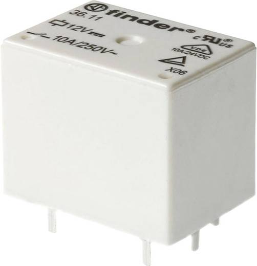 Printrelais 6 V/DC 10 A 1 Wechsler Finder 36.11.9.006.4011 1 St.