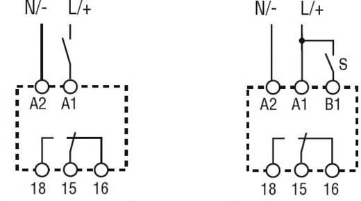 Finder 80.01.0.240.0000 Zeitrelais Multifunktional 1 St. Zeitbereich: 24 h (max) 1 Wechsler