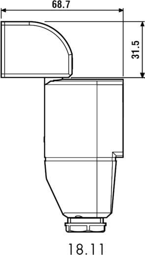 IR-Bewegungsmelder 1 St. 18.11.8.230.0000 Finder 230 V/AC 1 Schließer