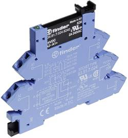 Interface pro relé na DIN Finder 38.91.7.024.9024, 24 V DC, 2 A