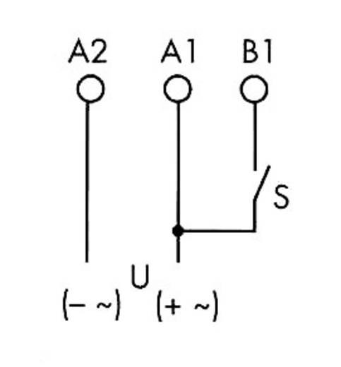 Zeitrelais Multifunktional 1 St. Finder 86.00.0.240 Zeitbereich: 0.05 s - 100 h 3 Wechsler