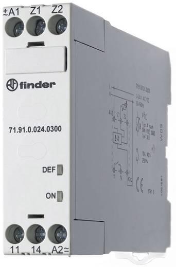 Überwachungsrelais 230 V/AC 1 Schließer 1 St. Finder 71.91.8.230.0300 Temperatur