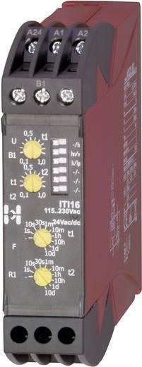 Taktgeber 24, 230 - 24, 115 V/DC, V/AC 1 Wechsler 1 St. Hiquel in-case Taktend impulsbeginnend, Taktend pausebeginnend,