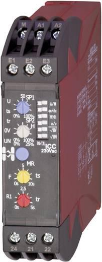 Überwachungsrelais 2 Wechsler 1 St. Hiquel ICC 24Vac 1-Phase, Strom
