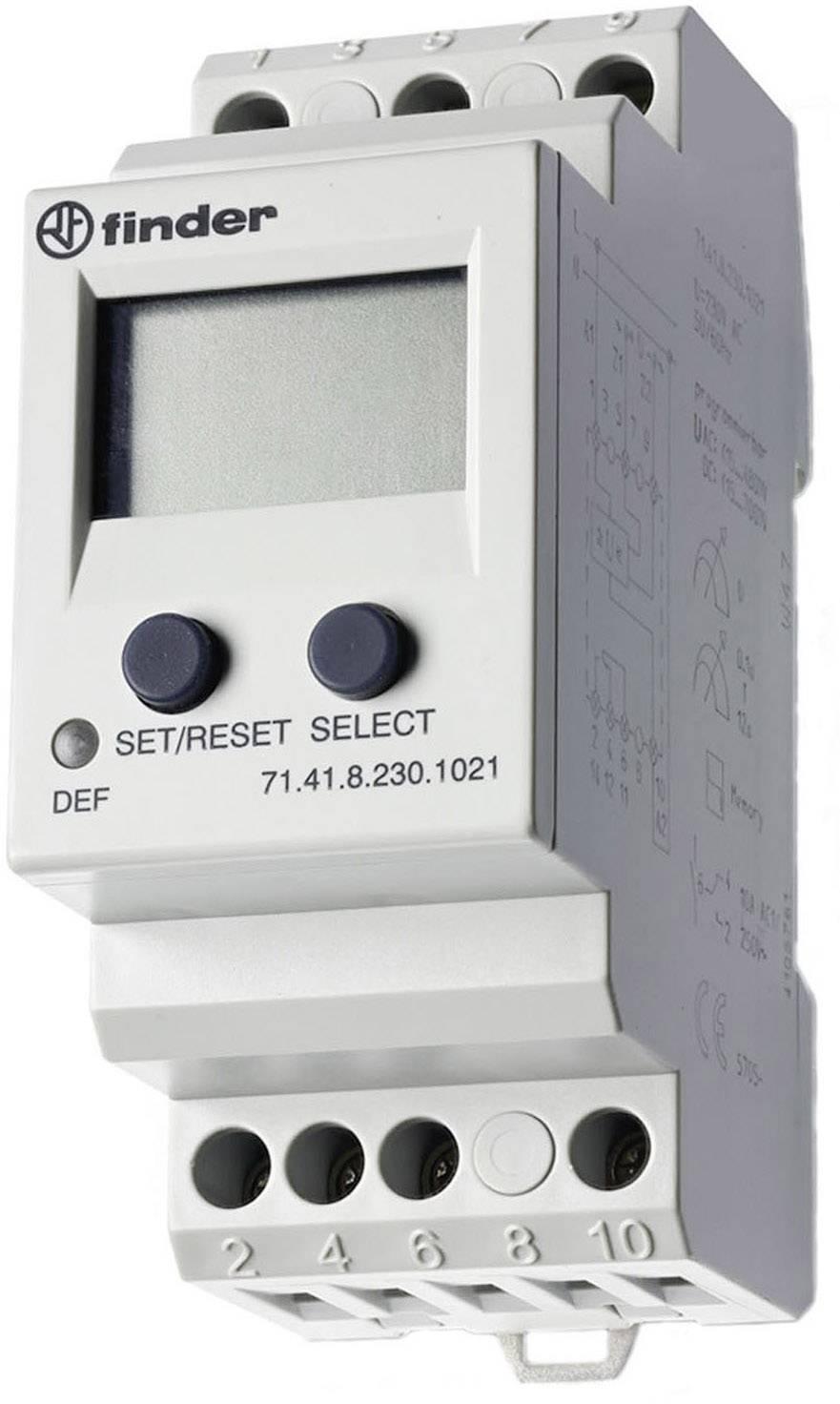 Überwachungsrelais 380-415 V//AC 1 Wechsler 1 St Finder 70.41.8.400.2030 3-Pha