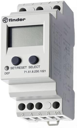 Überwachungsrelais 1 Wechsler 1 St. Finder 71.51.8.230.1021 Unterstrom, Überstrom, Strom (DC/AC)