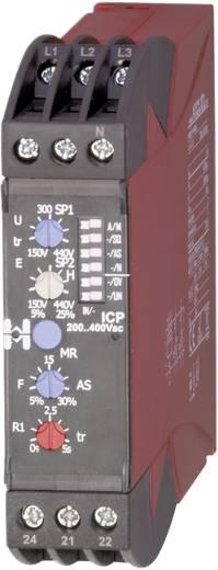 Überwachungsrelais 150 - 440 V/AC 2 Wechsler 1 St. Hiquel ICP 200...400Vac 3-Phasen