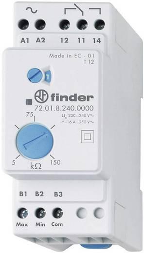 Überwachungsrelais 230 V/AC 1 Wechsler 1 St. Finder 72.01.8.240.0000 Füllstandsüberwachung