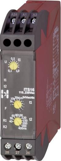 Stern-Dreieck-Relais 24, 230 - 24, 115 V/DC, V/AC 1 Wechsler, 1 Wechsler 1 St. Hiquel ITS 16