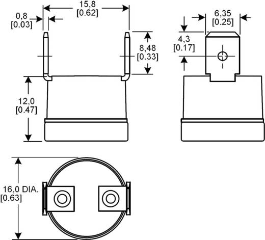 NTC Temperatursensor Honeywell 6655RP-9003007 -20 bis +110 °C
