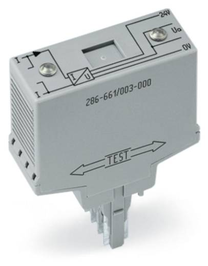 Überwachungsrelais 1 St. WAGO 286-661 Stromfluss