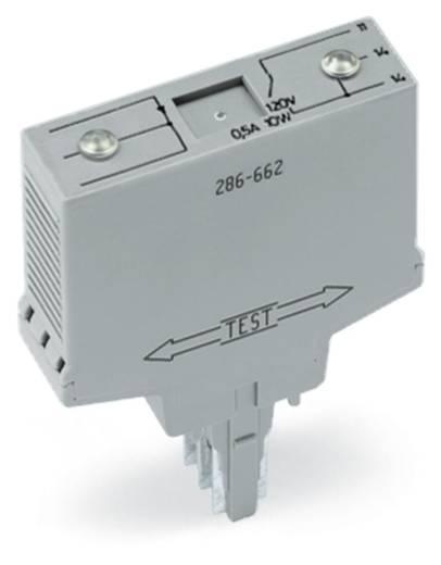 Überwachungsrelais 28 - 12 V/DC 1 Schließer 1 St. WAGO 286-662 Stromfluss