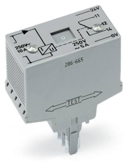 Überwachungsrelais 1 Wechsler 1 St. WAGO 286-665 Stromfluss