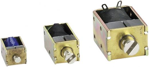 Hubmagnet selbsthaltend 0.1 N 5 N 12 V/DC 4.8 W EBE Group TDS-K07A
