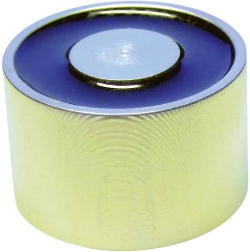 Elektromagnet nicht magnetisch (stromloser Zustand) 600 N 24 V/DC 4.8 W Tremba GTO-40-0.5000-24VDC