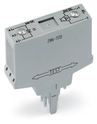 Optokopplerrelais 1 St. 24 V/AC 5 A WAGO 286-721